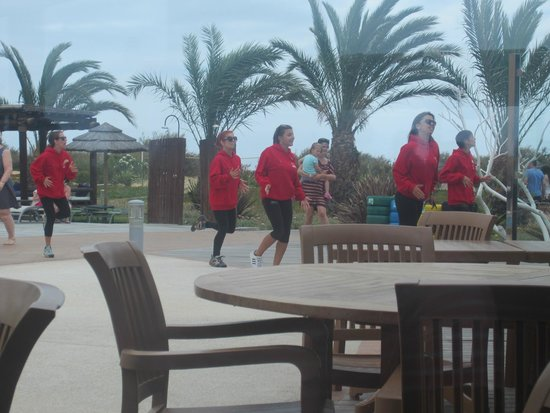 Pestana Porto Santo All Inclusive: flash dance