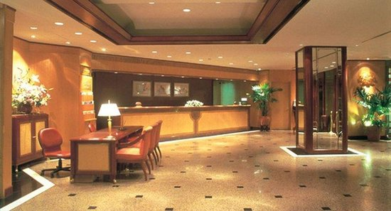 Fullerton Hotel East Taipei: Interior