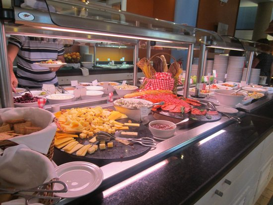 Pestana Porto Santo All Inclusive: food