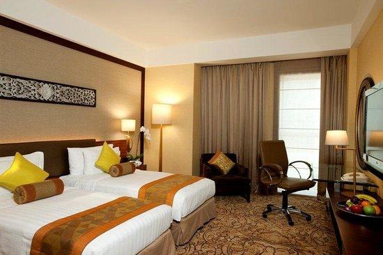 Dusit  Thani Dubai: Deluxe Twin Room