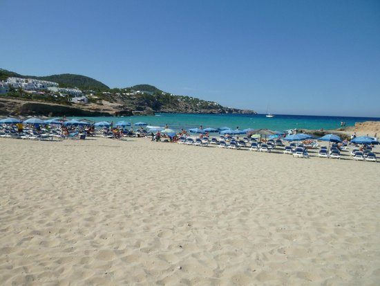 Insotel Club Tarida Playa : SPIAGGIA DI CALA TARIDA