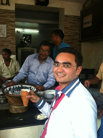 Shreenath Lassiwala : My Favourite Lassi...