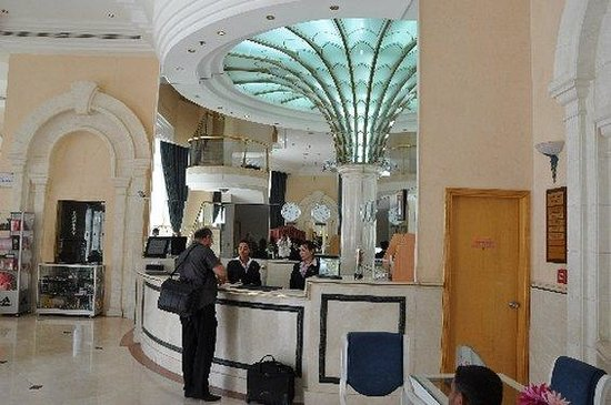 Grand Continental Flamingo Hotel: TOP Grand Continental Flamingo_Reception
