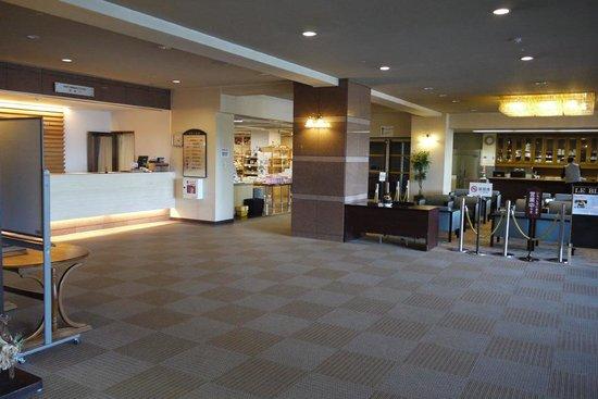 Shiga Park Hotel : ロビー