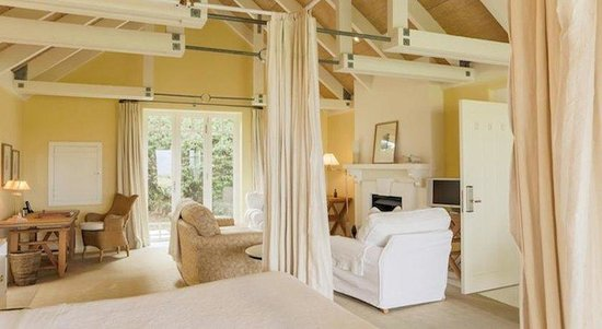 Wharekauhau Country Estate: Room Dimention