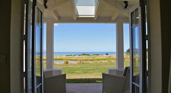 Wharekauhau Country Estate: Window View