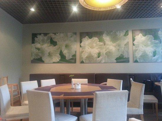 Clarion Collection Hotel Valdemars : Sala colazione/ristorante