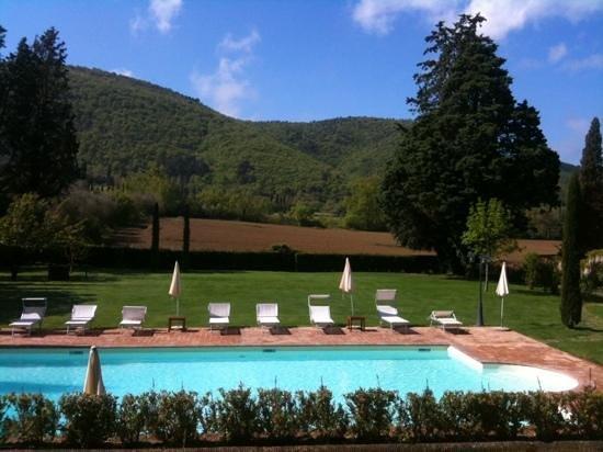 Villa di Piazzano : stunning views