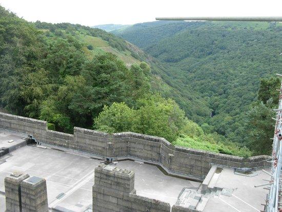 Castle Drogo: Beautiful vistas from the Castle