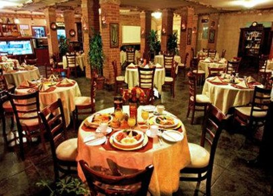 Howard Johnson Inn Guatemala City: Restaurant