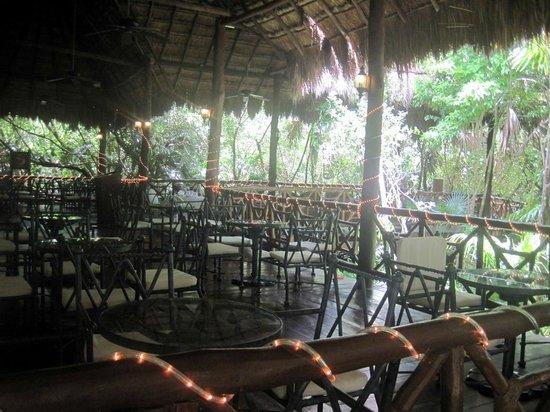 The Royal Suites Yucatan by Palladium: EL JARDIN EXTERIOR