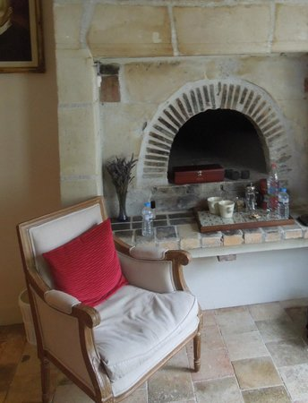 Saint-Genouph, Francia: camera ronsard