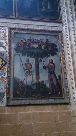 Cathedral of Segovia: Interior