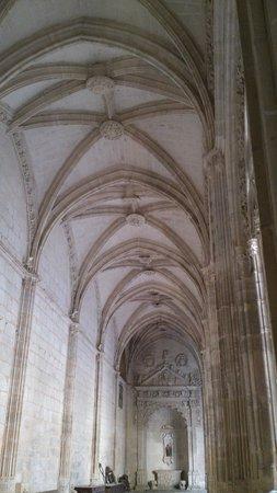 Cathedral of Segovia: Claustro