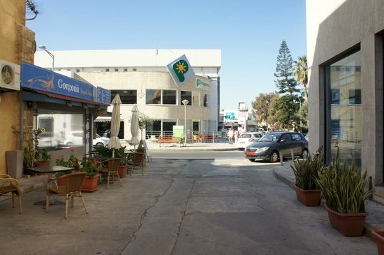 Basilica Holiday Resort : супермаркет
