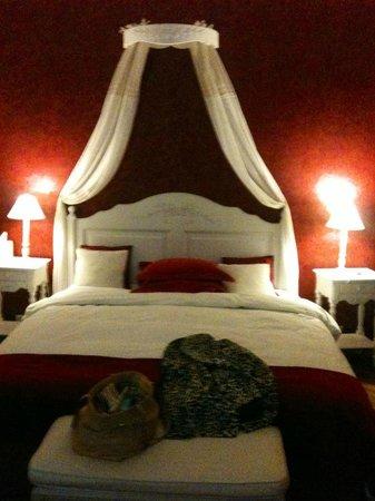 Chateau de la Houillere : Spacieuse, confortable et décorée avec goût