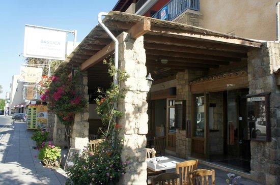 Basilica Holiday Resort: ресторан отеля