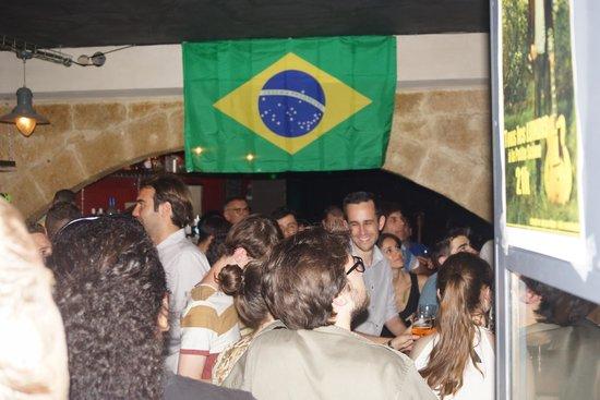 La Petite Scène : Ambiance coupe du monde