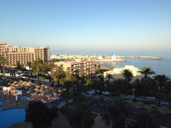 Hotel Best Siroco : Vistas desde mi habitacion