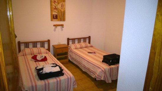 Celeste Apartments: Bedroom