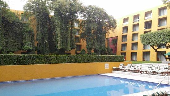 Camino Real Polanco Mexico: Poolside
