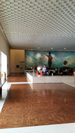 Camino Real Polanco Mexico: Lobby