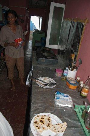 Kingfisher Guest House and Restaurant: Pritty erklärt