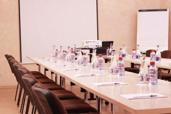Congress: meeting room