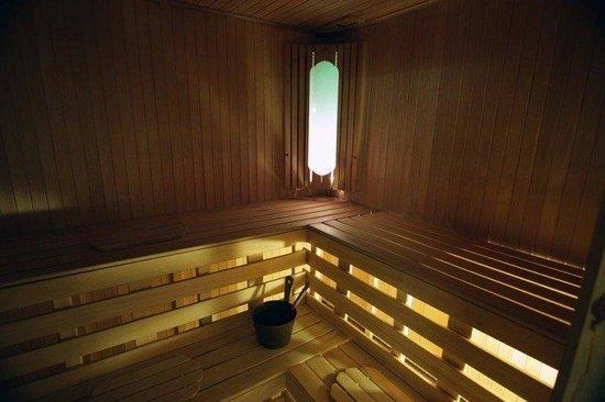 Congress: sauna