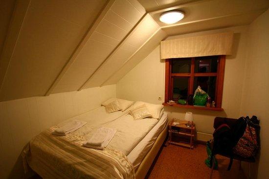 Nypugardar Guesthouse: room