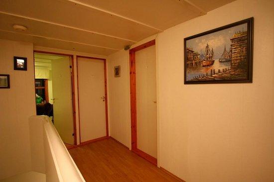Nypugardar Guesthouse: corridor