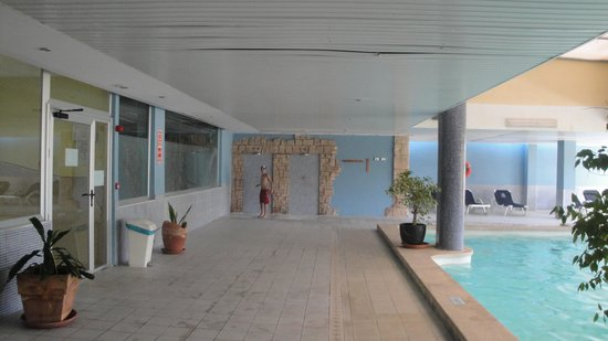 Cabogata Garden Hotel & Spa : piscina  climatizada