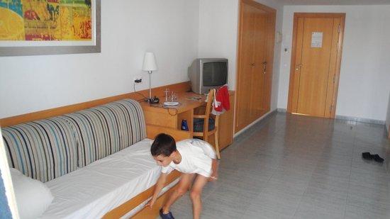 Cabogata Garden Hotel & Spa : habitación