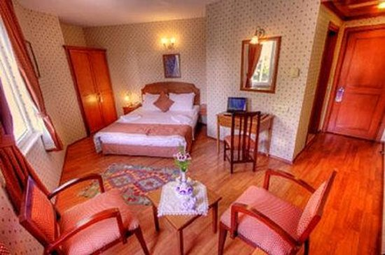 Erguvan Hotel : EXTERIOR
