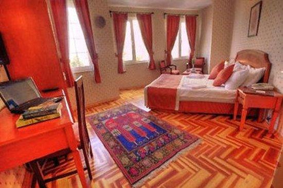 Erguvan Hotel : DOUBLE ROOM