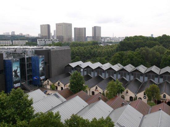 Ibis Paris Bercy Village 12eme: Vue de la chambre
