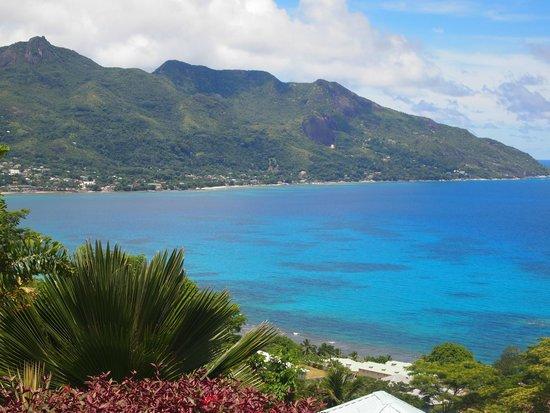 Petit Amour Villa : magnificent views