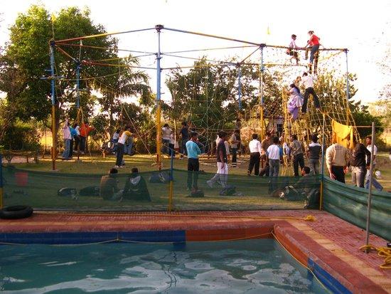 Splash Pool Picture Of Safari Activity Park Indore Tripadvisor