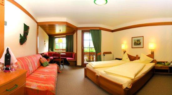 Alpenhotel Plattner: Doppelzimmer