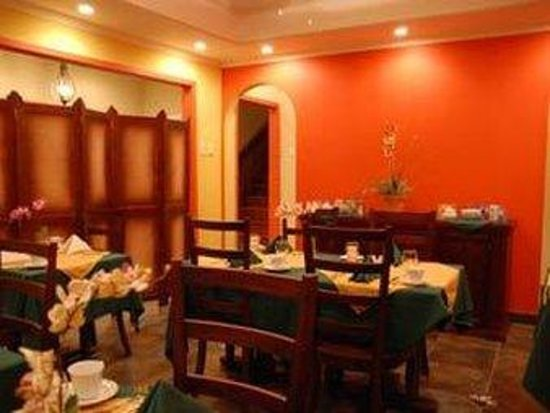 L'Orchidee Boutique Hotel : Dining Room