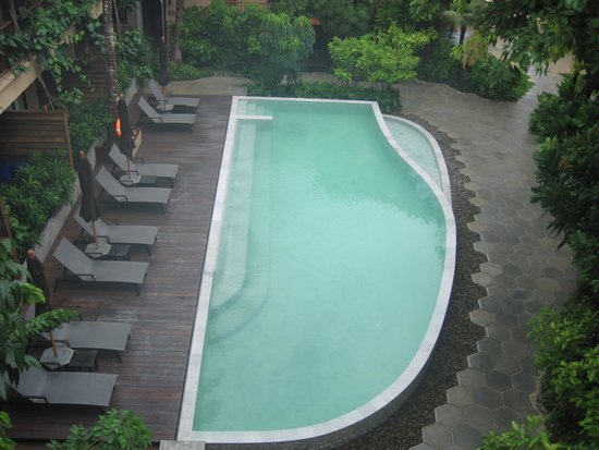 Buri Rasa Koh Phangan : Pool - smaller than you think