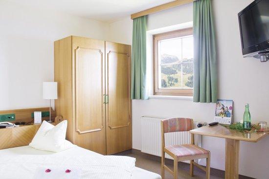 Alpenhotel Plattner: Einzelzimmer