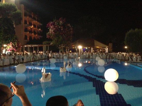 Club Med Palmiye: entertainments