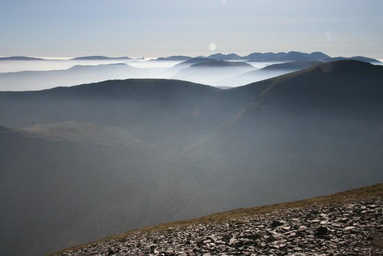 Central Fells: Coledale Round