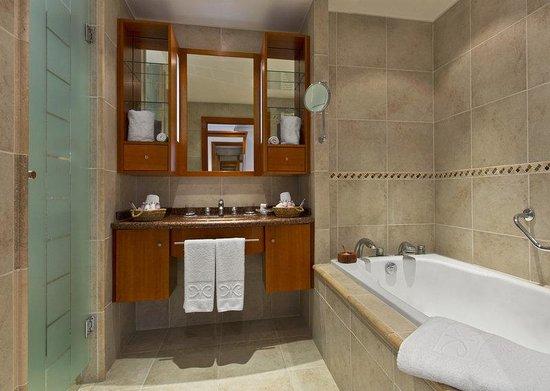 Enjoy Park Lake: Deluxe Suite Bathroom
