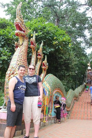 Untouched Thailand : Dui Suthep