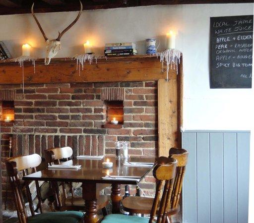 The Greyhound Inn: Restaurant