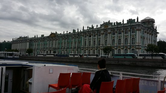 Anglo Tourismo Boat and Walking Tours : Pic1