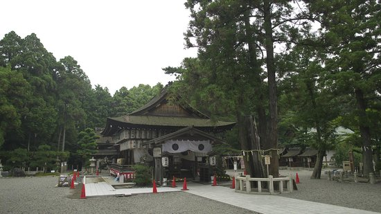 Takebe Taisha Shrine