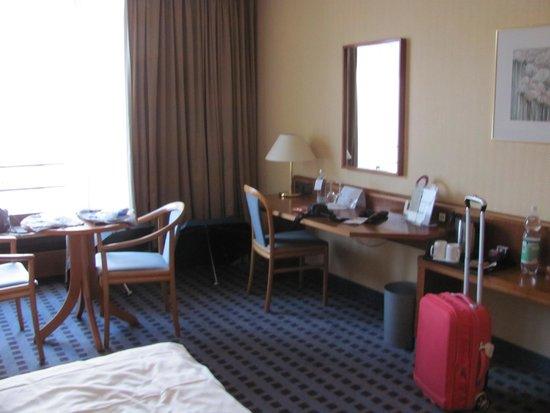 Mercure Hotel Trier Porta Nigra : hotelzimmer